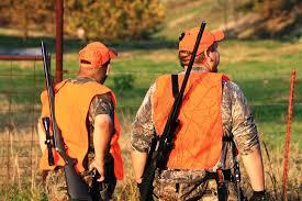 sicurezza a caccia